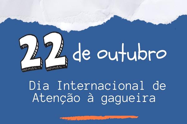 Read more about the article 22 de Outubro – Dia Internacional de Atenção à Gagueira